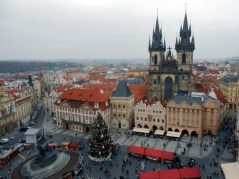 Old Town Square, Prague, Czechia