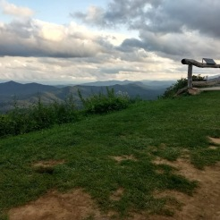 Pisgah Inn Overlook, Canton, NC